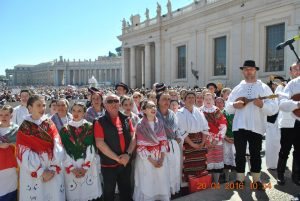 KUD Izvor - Vatikan 2